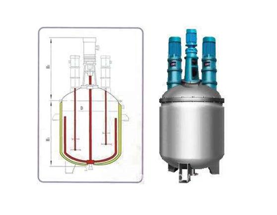 高压釜温度的控制和使用