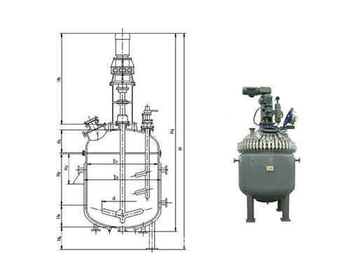 加氢反应釜压力实验办法阐明