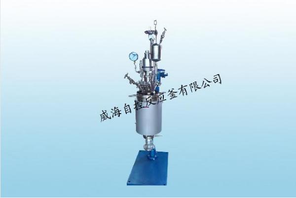 大放料口实验室反应釜