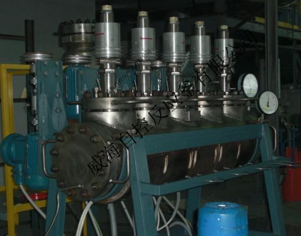 加氢反应釜装置系统应注意的配置配套说明