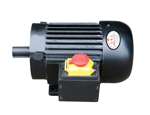 YU 系列电阻起动异步电动机