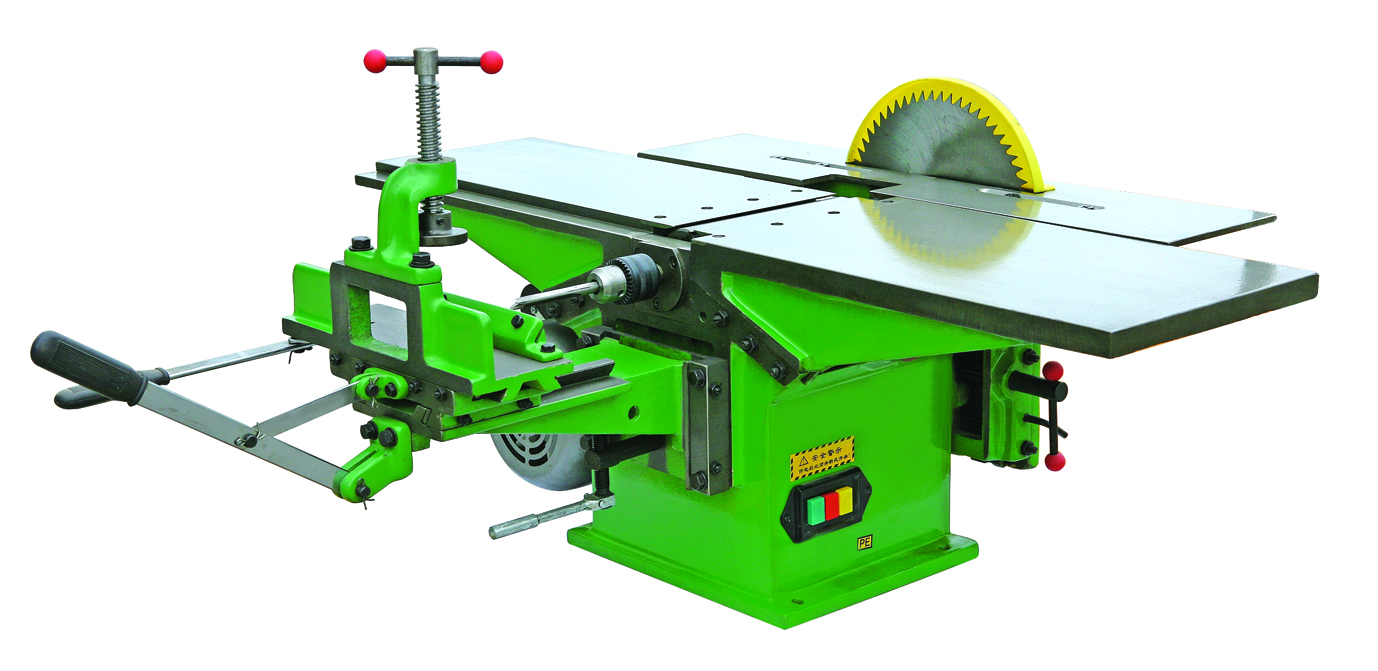 ML292E5 台式平刨木工多用机床