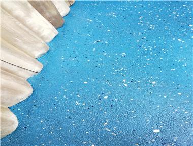 砾石聚合物地坪