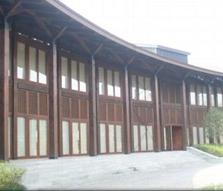 杭州西溪湿地景区建设