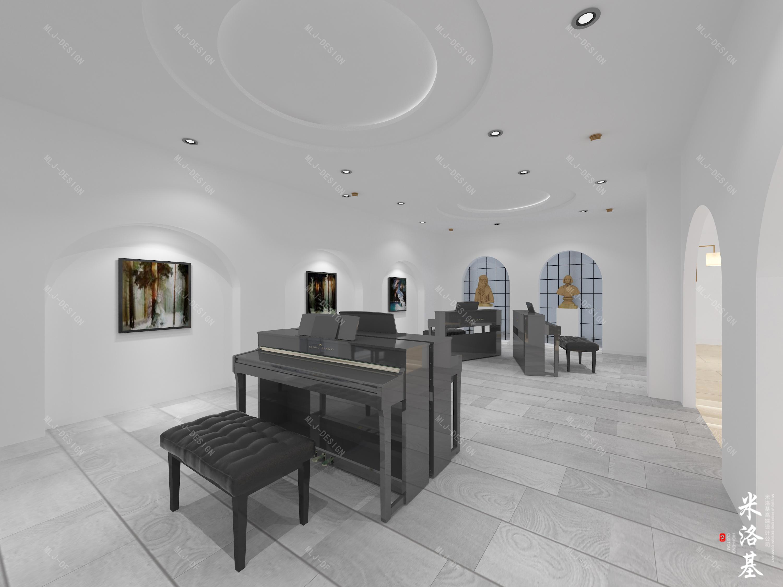 1250平上海展厅全案设计