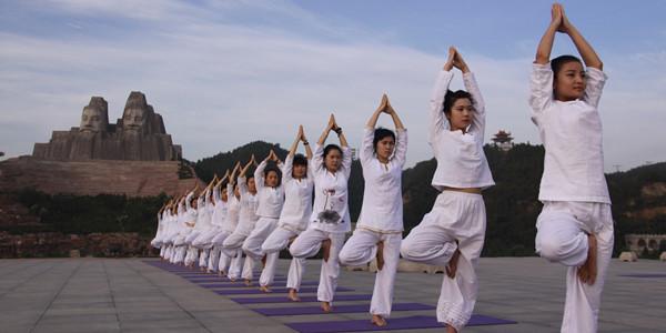 舞韵瑜伽培训班