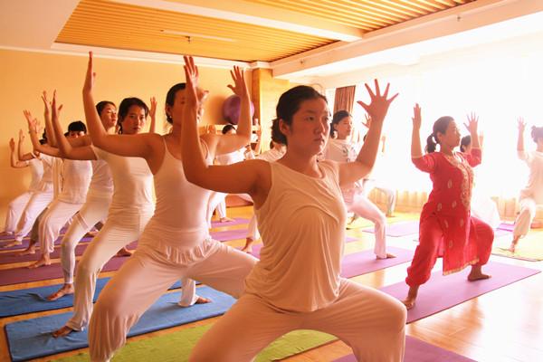 阴瑜伽培训班