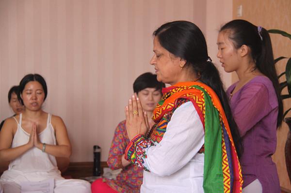 克利亚瑜伽培训