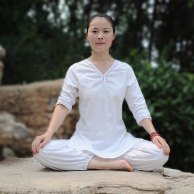 泰晟瑜伽海青老师