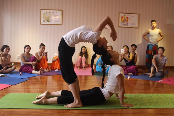 免费练瑜伽,全郑州就这儿了!