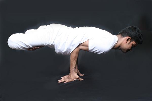 郑州阿斯汤伽瑜伽工作坊 印度名师授课