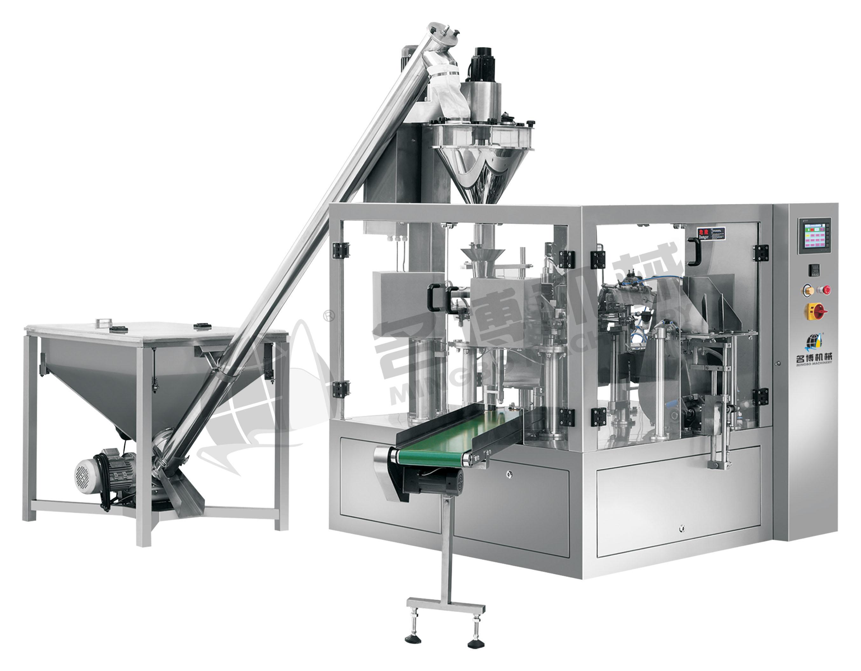 粉劑自動計量包裝機MB8-200F