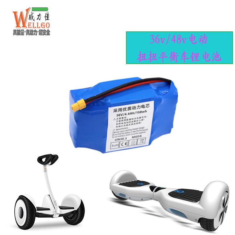 扭扭车/平衡车锂电池