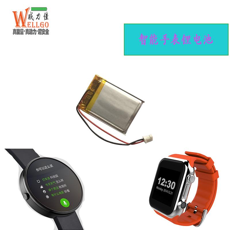智能手表锂电池