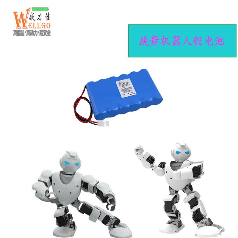 跳舞机器人电池