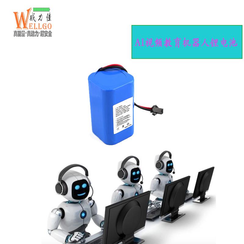 AI视频教育机器人电池