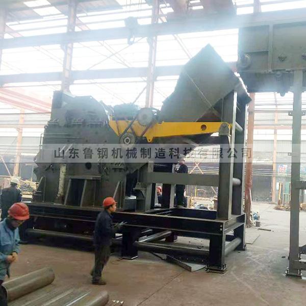废钢机PSX-6080