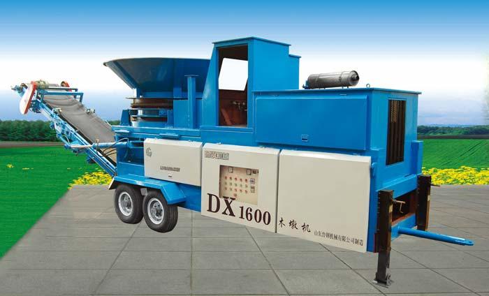木材粉碎机设备的保养及维护