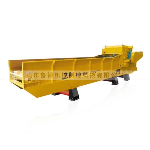 木片机受木材的湿度和弯曲度影响