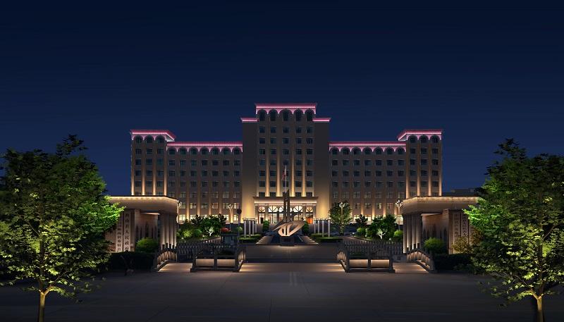 衡南縣政府大樓