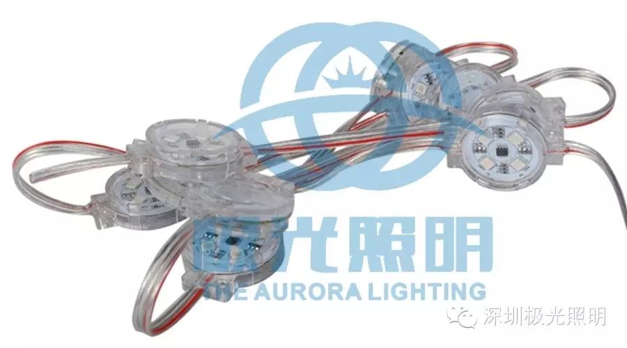 """小身材,大能量,LED點光源中的大明星""""隱形輪廓燈  JG-YXLK4012F"""""""
