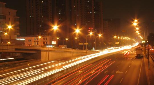如何控制LED景觀燈