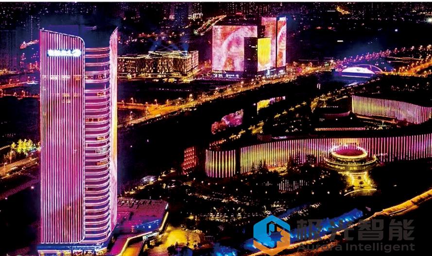論城市亮化工程對于一個城市的重要性