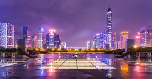 """淺論""""LED+智能""""在城市景觀照明中的應用"""