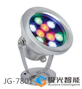 LED水底燈      JG-7801