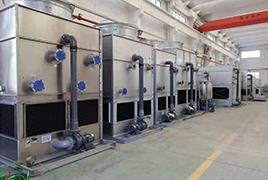 冷却塔的分类与选型