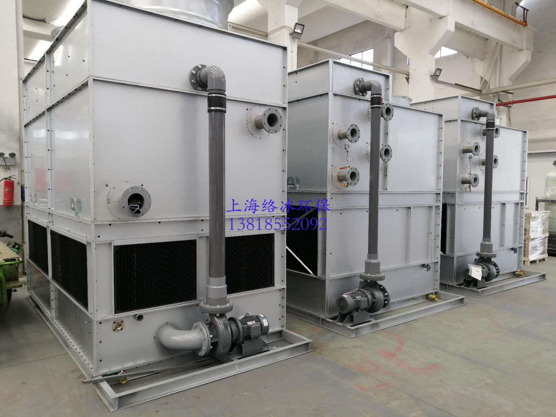 复合流闭式冷却塔3