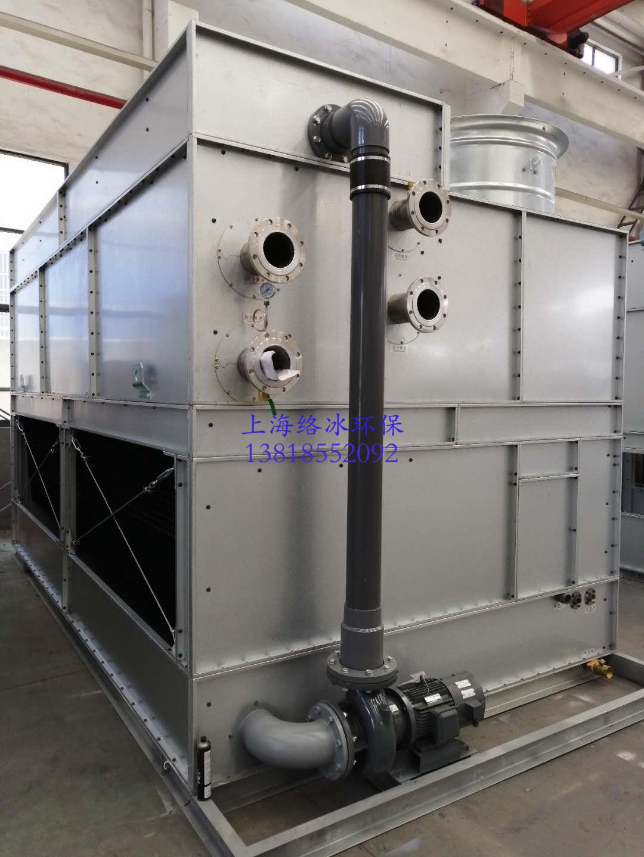 高温差复合流闭式冷却塔