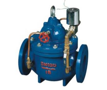水力电动控制阀600X