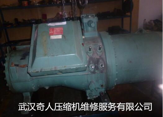 比泽尔CSW8592-140压缩机维修保养