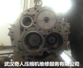 汉钟RC620压缩机维修保养