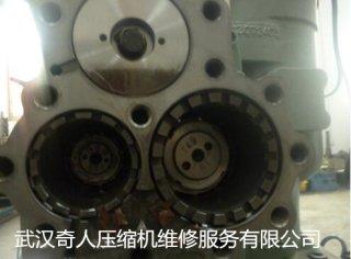日立ASCCW-60Z压缩机维修保养