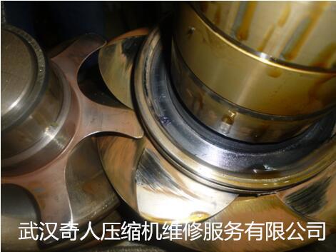 莱富康SRC-S-603-L4压缩机维修保养