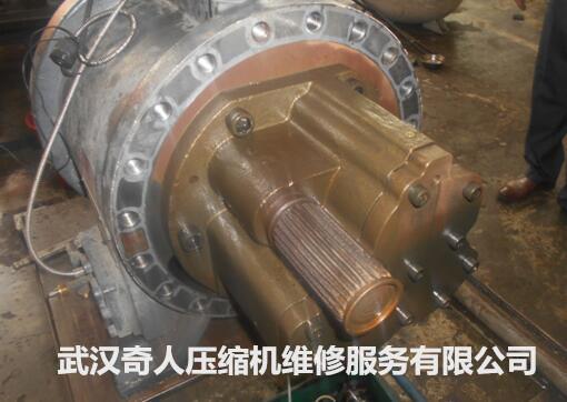 复盛SRG-160BH压缩机维修