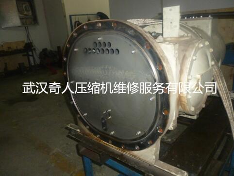 麦克维尔HSA3221QY16YB压缩机维修