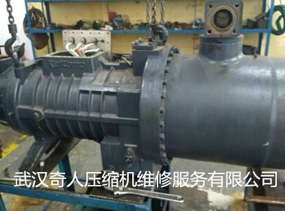 莱富康SRC-S-603-L4压缩机维修