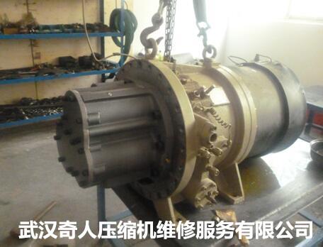 汉钟RC620压缩机维修