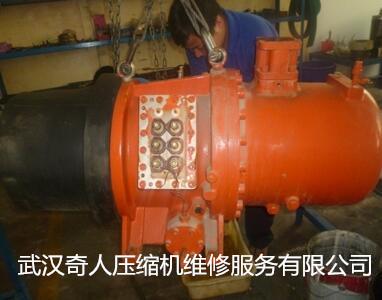 汉钟RC-2-230B-Z压缩机维修