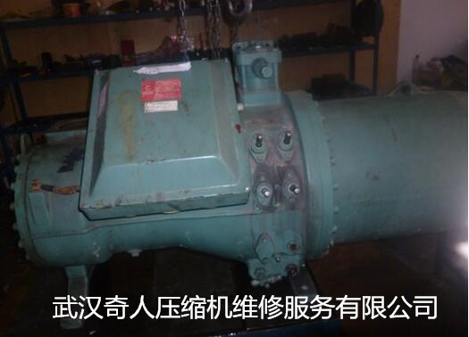 比泽尔CSW8592-140压缩机维修
