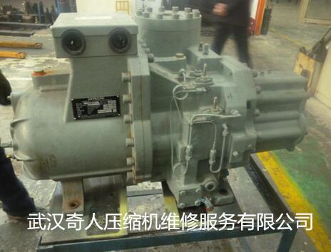 日立ASCCW-60Z压缩机维修