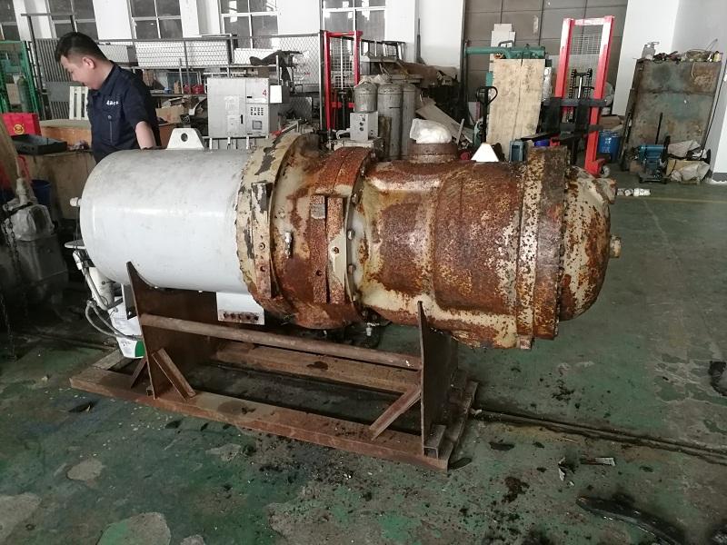 特灵螺杆压缩机维修