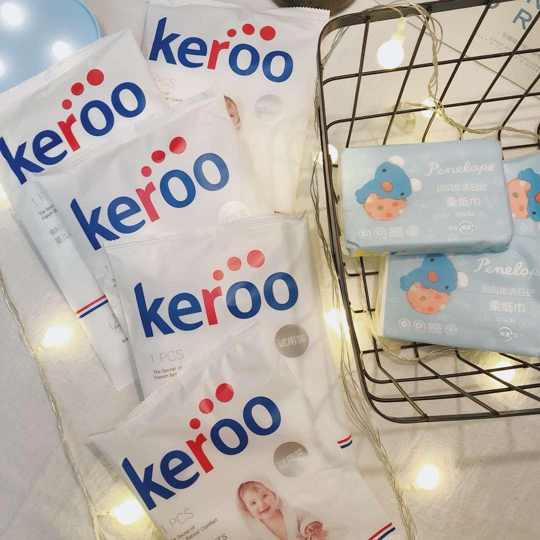 Keroo纸尿裤创始人解读:婴儿用品的更换的选择