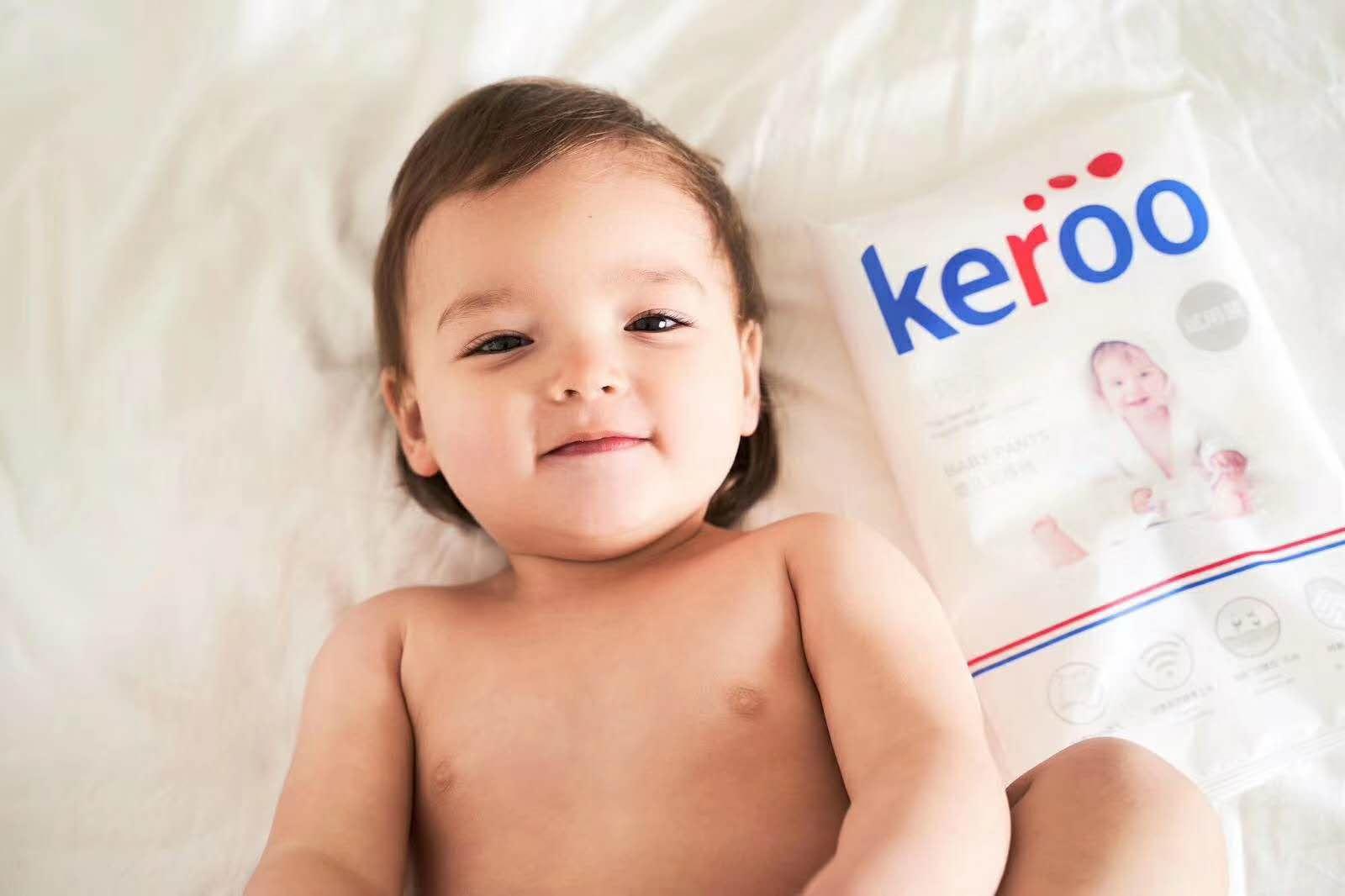 Keroo创始人唐丽青:谈挑选秋冬季纸尿裤的正确打开方式