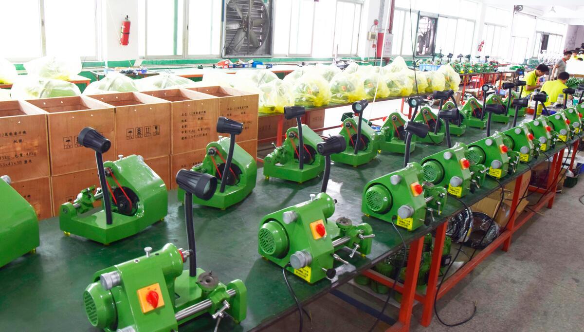千島機械和伊朗區域代理商簽約