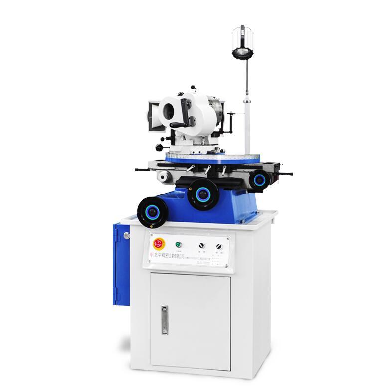 四轴工具磨床厂家介绍:自动对刀系统在数控磨床中的应用
