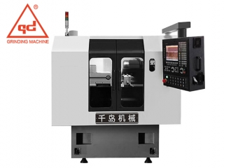 GD-150C 2-axis CNC precision step cylindrical grinder
